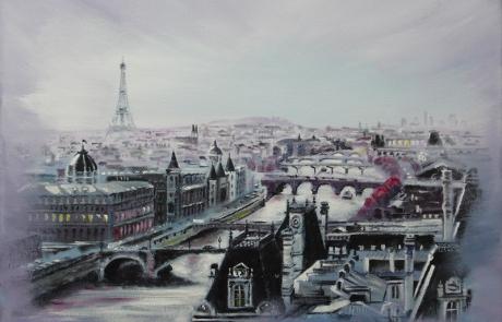 Paris et ses ponts <br /> VENDUE